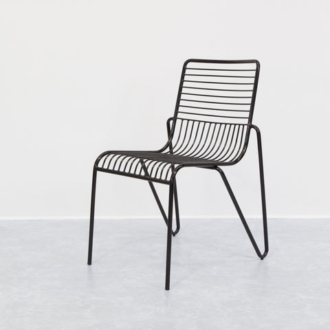 Alfie Black Wire Chair