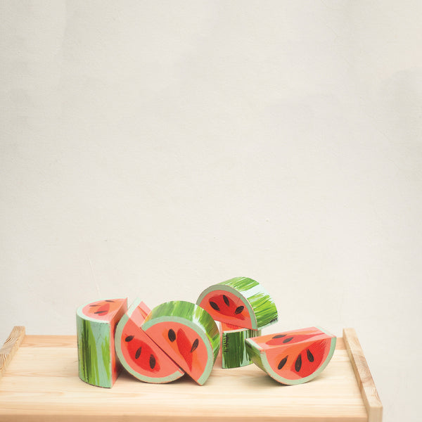 Edible Material: Watermelons