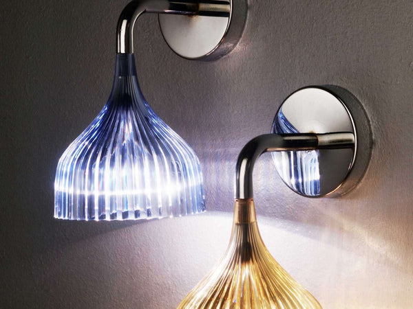 Crystal Wall Lamp - by Kartell