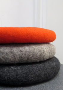 Felted Wool Cushions