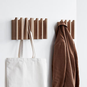 Kristina Dam Studio  - Column Coat Rack Oak