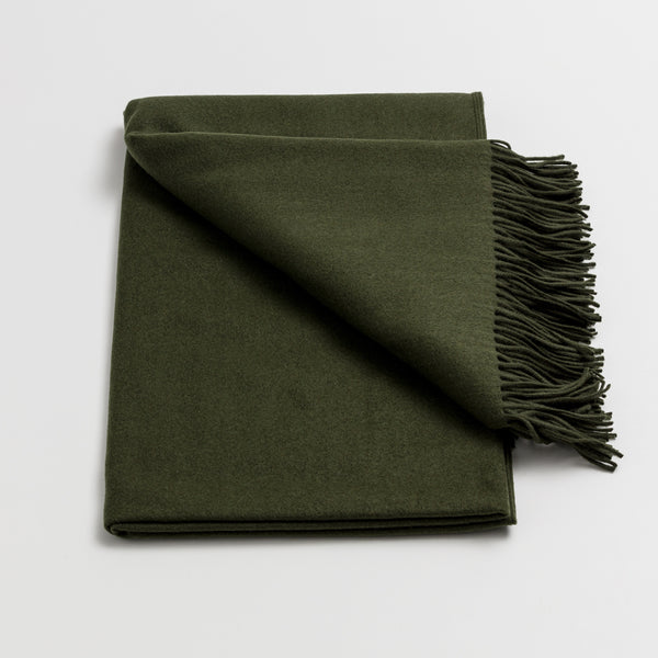Cashmere and Merino Throw, NZ Design
