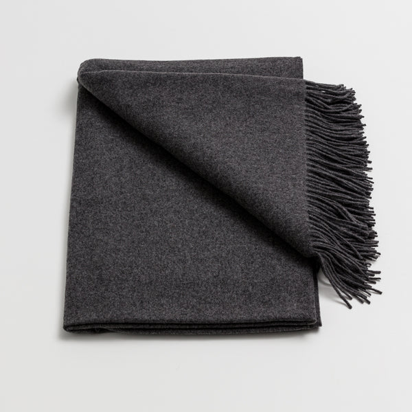 Cashmere and Merino Throw | NZ Design