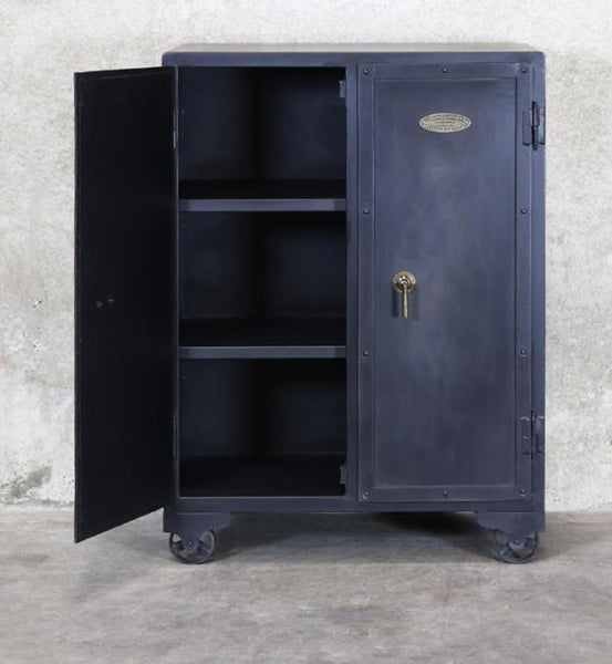 Sargent & Freeman Short Safe Cabinet