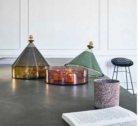 Trullo Storage Container  - by Kartell