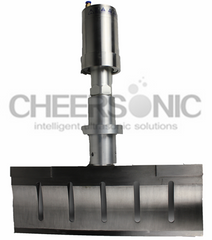 Ultrasonic knife