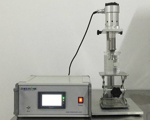 The labsonic 500 ultrasonic liquid processor