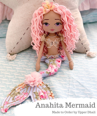 Anahita Mermaid