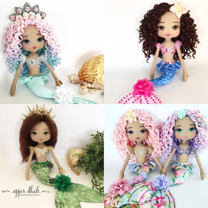 Bespoke Mermaids - Bookings reopen soon