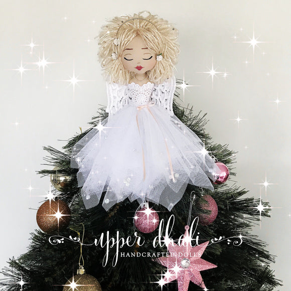 {Day 1} Eira Christmas Angel