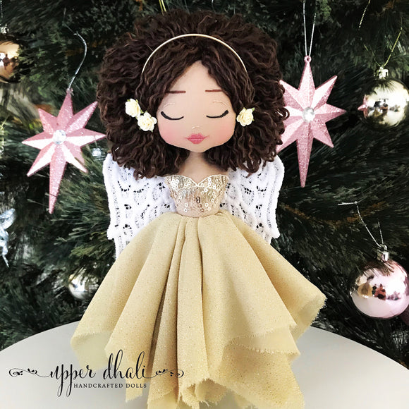 {Day 2} Aingeal Christmas Angel