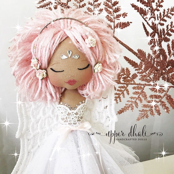 {Day 7} Faith Angel Doll
