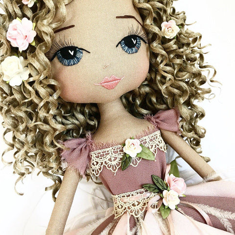 Sentimental Heirloom Bespoke Doll