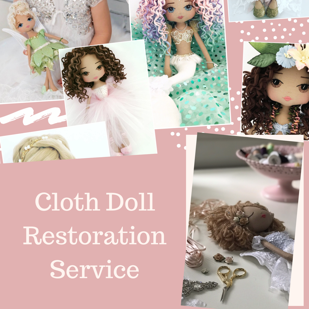 Doll Restoration Service-Upper Dhali