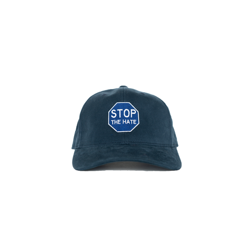 Stop The Hate Blue Hat