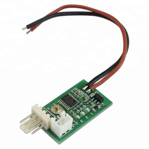 PWM Fan Temperature Thermostat Speed Controller for LED/Peltier