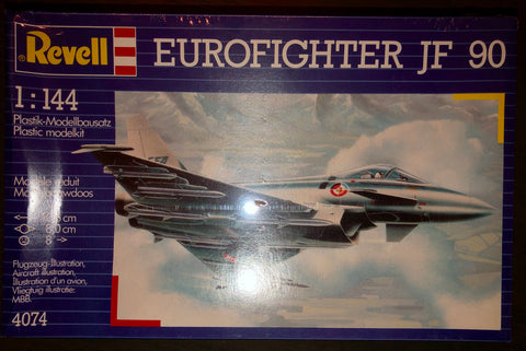 Revell Eurofighter JF 90 1/144 Vintage Scale Model Kit