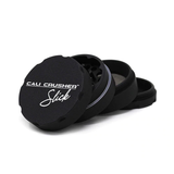 "Cali Crusher OG Slick (Non-Stick) 2.5"" 4 Part Grinder (Black)"