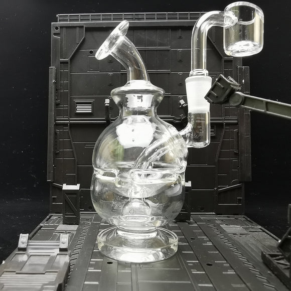 Deathstar Mothership H2o Bubbler