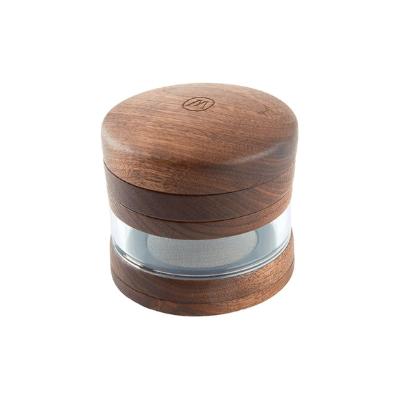 Marley Natural Wooden 4-pc Grinder - Large