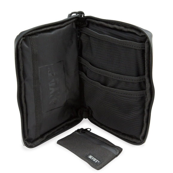 RYOT® PackRatz™ Medium Carbon Series™ with SmellSafe® and Lockable Technology