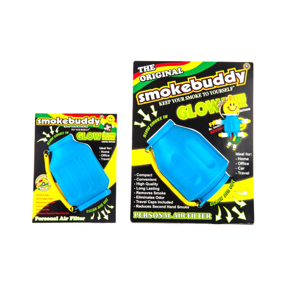 Smokebuddy Jr Glow in the Dark
