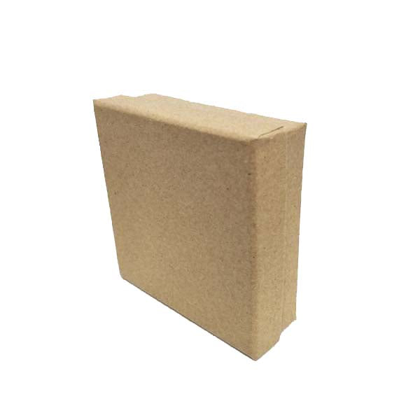 Kraft Accessories Square Box 90X90X30mm (10 pcs/pack)