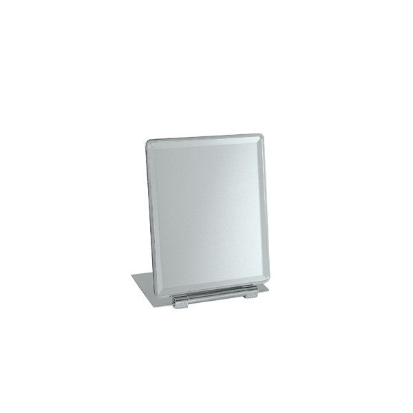 Counter top mirror adjustable angle  200 W x 255 H x 125 mm D A3900MRCH