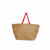 Paper Bag with Red Rope Handle 250X470X210mm Basket