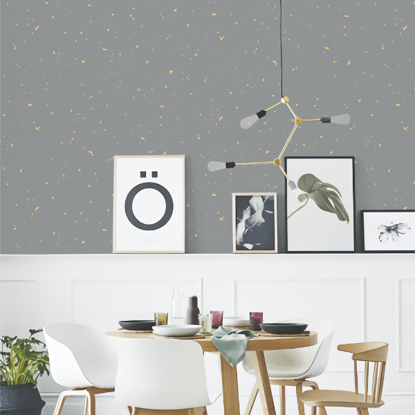 Specks of Gold Dust, Wallpaper