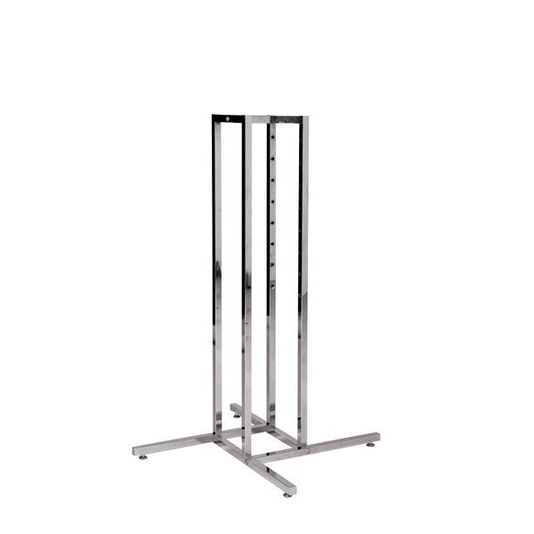 4-way clothes rack base, body only, arms sold separately  890 W x 890 D x 1190 mm H R2030CH