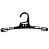 RENT Black Plastic Lingerie Hanger 270mm