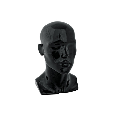 High Gloss Display Head Male 340Mm High