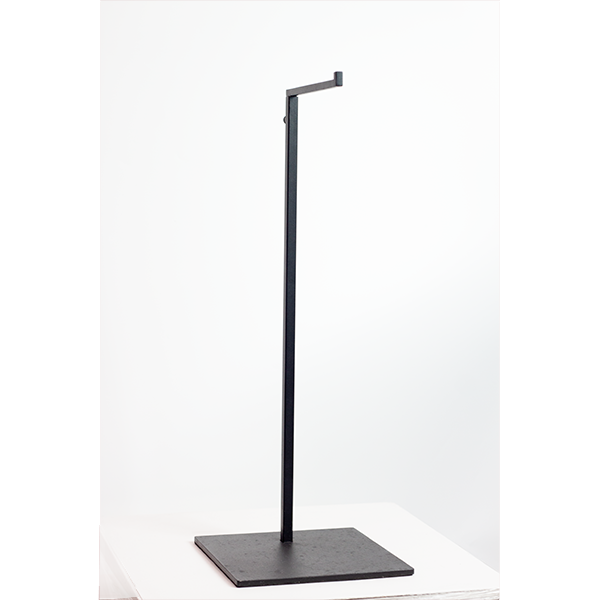 RENT Dark Grey Metal Medium Bag Stand RENTBS4