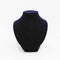 RENT Velvet Jewellery Bust Small Dark Blue