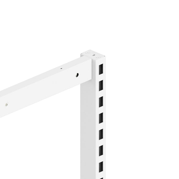 MAXe joining rail 600 mm bay  568 W x 51 H x 25.4 mm D E2106.4
