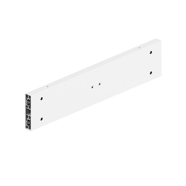 MAXe base joining rail 600 mm bay  568 W x 120 H x 25.4 mm D E2606.4