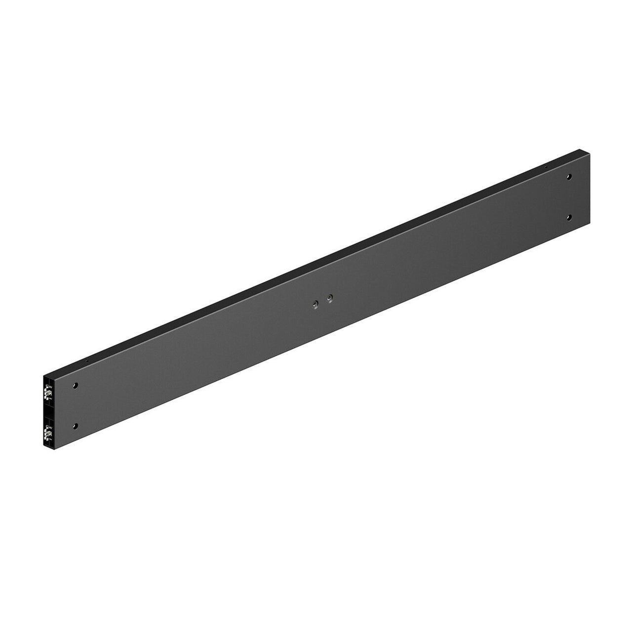 MAXe Base Joining Rail to fit 1200 mm bay  1168 W x 120 H x 25.4 mm D