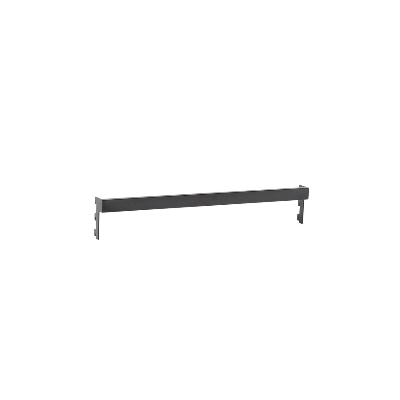 MAXe backrail 600 mm bay  598 W x 32 H x 12.7 mm D E4006