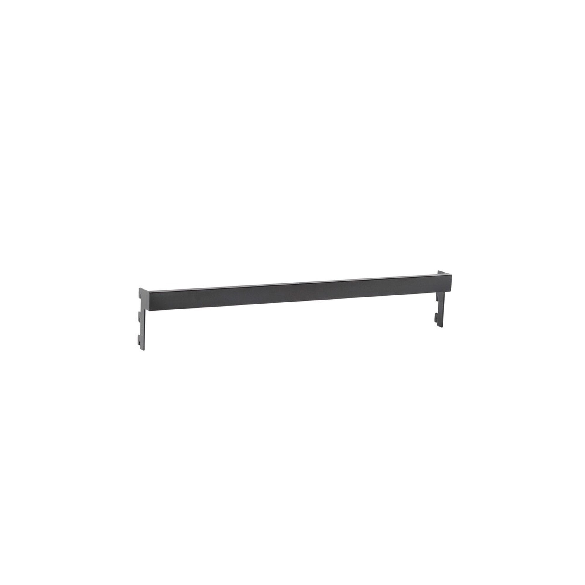 MAXe 600mm Backrail - 600mm W x 32mm H x 12.7mm D (E4006)