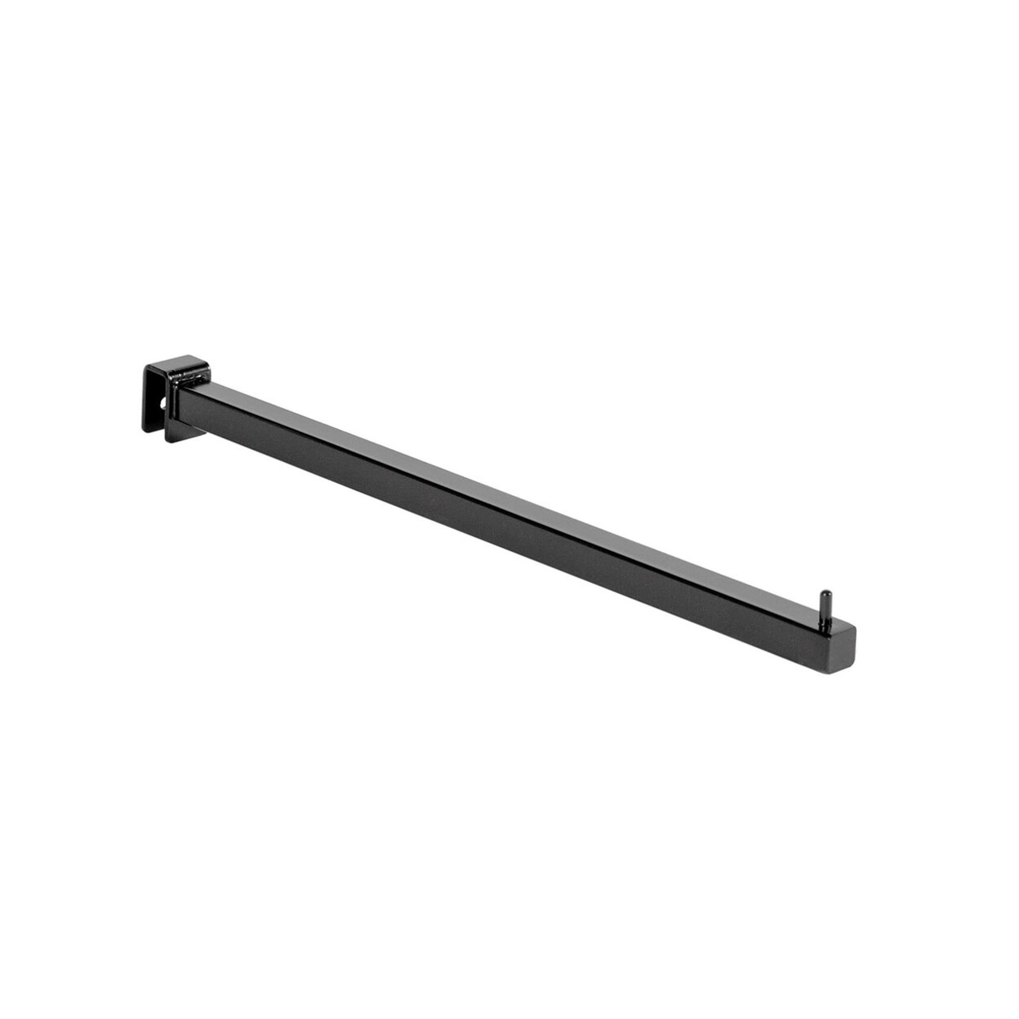 MAXe Backrail Straight Arm - 400mm D x 18mm x 18 mm section (E4840)