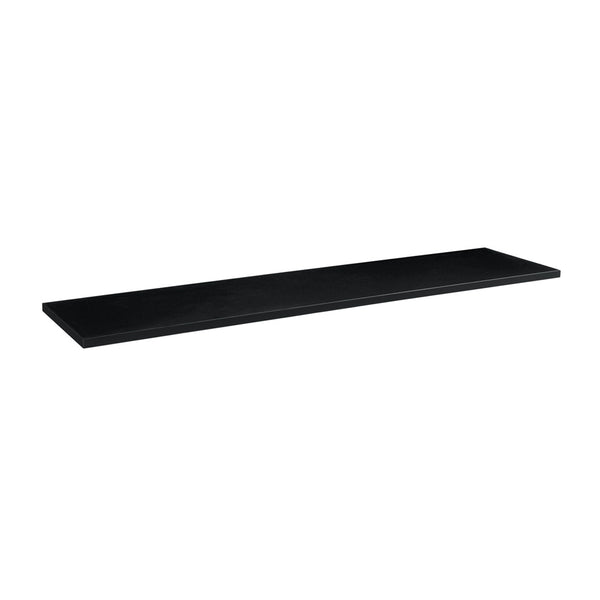 MAXe 30 mm metal shelf 300 D - 1200 mm bay  1193 W x 30 mm Thick E7312BK