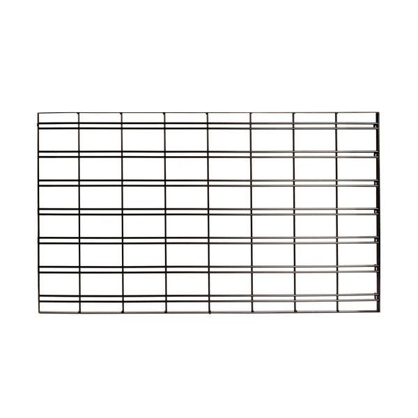 Maxe Slot System Mesh Panel Large To Fit 1200Mm Bay 1190 W X 558 H X 17Mm D