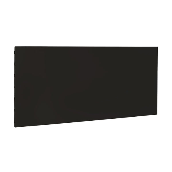 Maxe Metal Plain Back Large To Fit 1200Mm Bay 1190 W X 558 H X 17Mm D