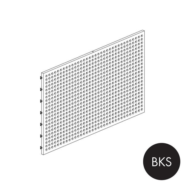 MAXe Pegboard Metal Panel (560mm H x 900mm W)