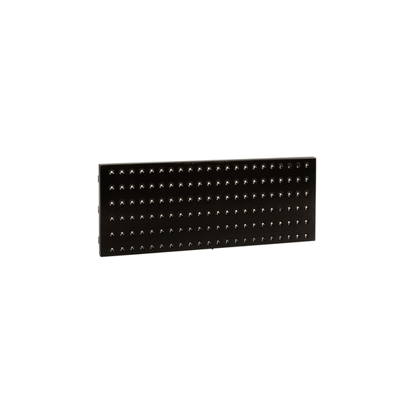 MAXe Pegboard Metal Panel (240mm H x 600mm W)