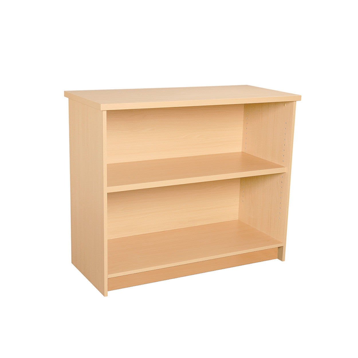 Counter 1200 mm with timber laminate with adjustable shelf  1200 W x 1000 H x 544 mm D F4012BH
