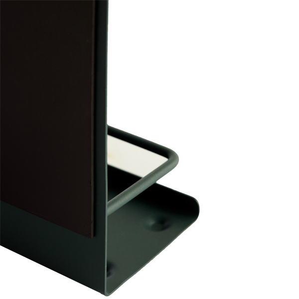 Magnetic Shelf - 200mm W x 80mm D x 170mm high (SR2001)
