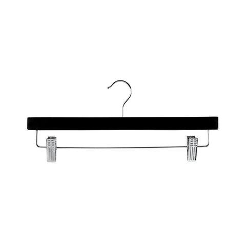 Black Clip Timber Hanger With Dropdown Rail & Clips 380 W X 12Mm Thick (Bundle of 50)