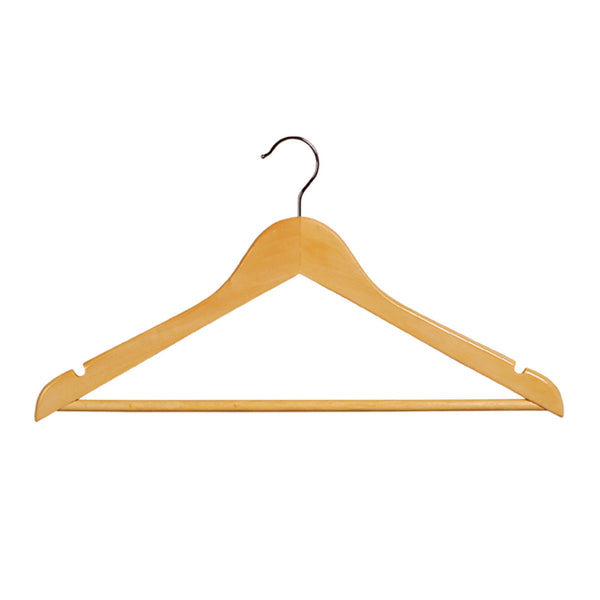 Beech Budget Top Timber Hanger Flat Profile With Rail 440 W X 10Mm Thick (Bundle of 50)